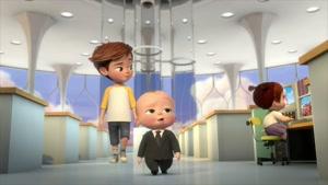 سریال انیمیشنی بچه رئیس the boss baby -دوبله فارسی-قسمت اول