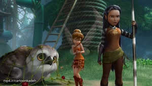 انیمیشن تینکربل و افسانه هیولا 2014