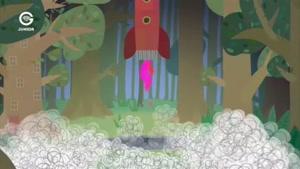 انیمیشن Ben and Holly&#۱۴۶s little Kingdom قسمت نجات الف