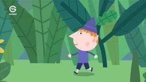انیمیشن Ben and Holly&#۱۴۶s little Kingdom قسمت ستاره دنباله دار