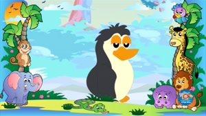 انیمیشن آموزش زبان انگلیسی دنیای حیوانات قسمت سه