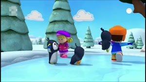 انیمیشن آموزش زبان the little people قسمت نهم