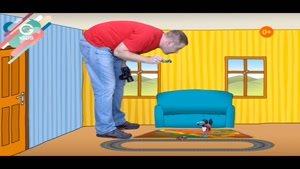 انیمیشن آموزش زبان Steve And Maggie - قسمت 25