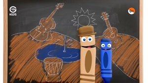انیمیشن مدادهای آموزشی قسمت بیستم و هشتم