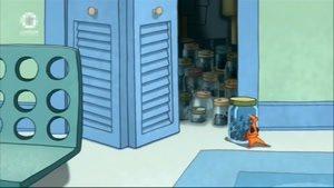 انیمیشن ماهی قرمز من قسمت هفت