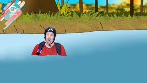 انیمیشن آموزش زبان Steve And Maggie - قسمت ۲۲