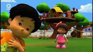 انیمیشن آموزش زبان the little people قسمت سوم