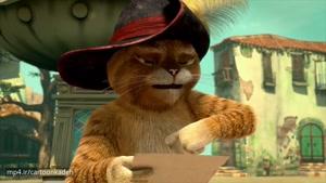 کارتون گربه چکمه پوش - فصل اول - قسمت14 - با زیرنویس فارسی