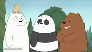کارتون We Bare Bears Season 3 - قسمت بیست و یکم
