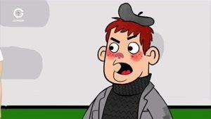 انیمیشن آموزش زبان Ms.Booksy قسمت نه