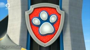 کارتون سگ های نگهبان - سگ ها و بچه گربه ها
