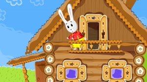 کارتون ماشا و میشا - داستان خرگوش و روباه