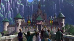 انیمیشن فروزن  Frozen ۲۰۱۳