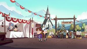 انیمیشن آبشار جاذبه Gravity Falls دوبله فارسی قسمت۸ فصل اول