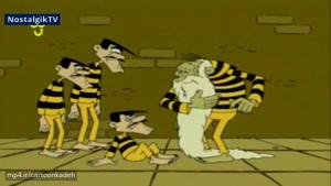 کارتون لوک خوش شانس - قسمت هفتم