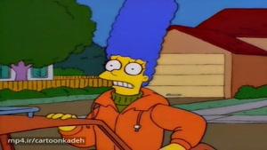 دانلود انیمیشن سریالیThe Simpsons - قسمت5-فصل هشتم