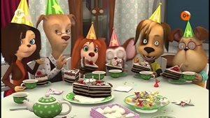 انیمیشن خانواده پوچز دوبله فارسی این قسمت بهترین هدیه