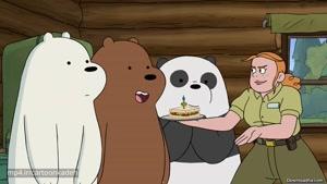 کارتون We Bare Bears Season 3 - قسمت هجدهم