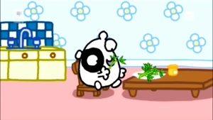 انیمیشن آموزش زبان انگلیسی Fluffy Gardens قسمت هفت