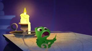 انیمیشن گیسو کمند فصل ۱ قسمت ششم