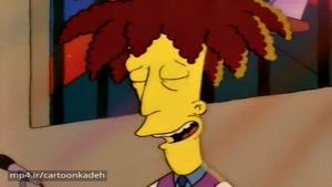 دانلود انیمیشن سریالیThe Simpsons - قسمت16-فصل هشتم