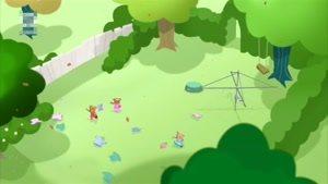انیمیشن BANANAS IN PYJAMAS قسمت پنجاه و شش
