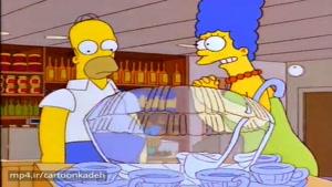 دانلود انیمیشن سریالیThe Simpsons - قسمت6-فصل هشتم