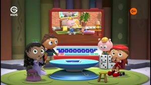 انیمیشن دهکده کتاب داستان - قسمت بیست و نهم - پیگ به خاطر تولدش کادو گرفته