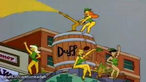 دانلود انیمیشن سریالیThe Simpsons - قسمت18-فصل هشتم