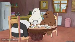 کارتون We Bare Bears Season 3 - قسمت سیزدهم
