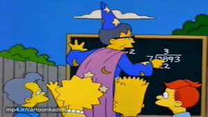 دانلود انیمیشن سریالیThe Simpsons - قسمت19-فصل هشتم