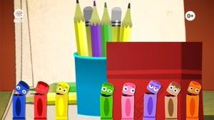 انیمیشن مدادهای آموزشی قسمت بیستم و ششم