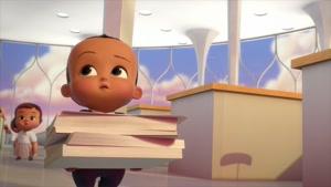 سریال انیمیشنی بچه رئیس the boss baby  -دوبله فارسی-قسمت دوم