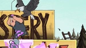 انیمیشن آبشار جاذبه Gravity Falls دوبله فارسی قسمت۱۳ فصل اول