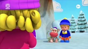 انیمیشن آموزش زبان the little people قسمت دهم