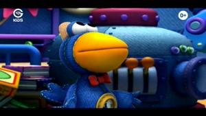 انیمیشن دیبو - کتاب ماجراجویی کرو