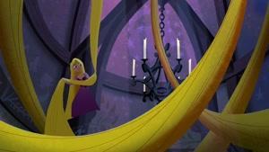 انیمیشن گیسو کمند فصل ۱ قسمت یازدهم