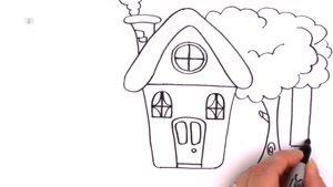 انیمیشن آموزش نقاشی قسمت ده