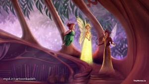 انیمیشن تینکربل و گنجینه گمشده 2009