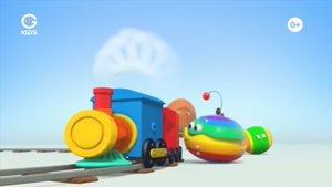 انیمیشن توپ های شگفت انگیز - قسمت دوم