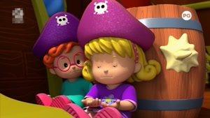 انیمیشن آموزش زبان the little people قسمت هجده
