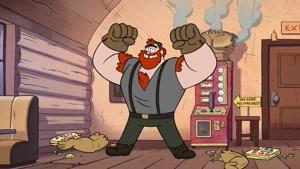 انیمیشن آبشار جاذبه Gravity Falls دوبله فارسی قسمت ۶ فصل اول