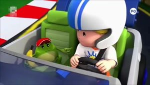 انیمیشن آموزش زبان the little people قسمت شانزده