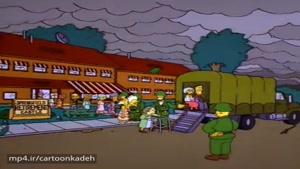 دانلود انیمیشن سریالیThe Simpsons - قسمت8-فصل هشتم