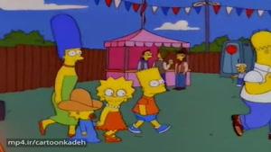 دانلود انیمیشن سریالیThe Simpsons - قسمت9-فصل هشتم