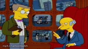 دانلود انیمیشن سریالیThe Simpsons - قسمت10-فصل هشتم