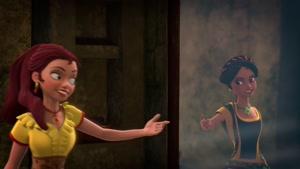 انیمیشن النا قسمت5 فصل دوم