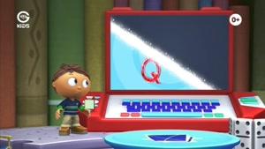 انیمیشن دهکده کتاب - پیگ یه مشکلی داره