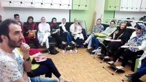 جلسه والدین در دوران بارداری