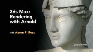 آموزش Arnold در تری دی مکس ۲۰۱۸